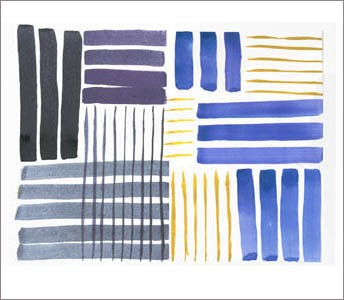 Abstract Pattern Paintings
