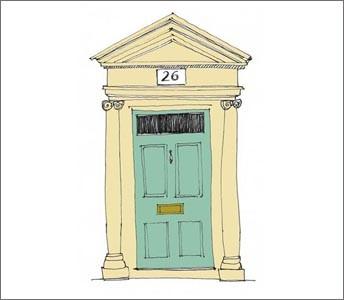Bath Tourism – Doorways