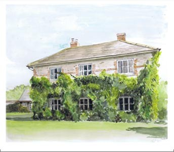 House Portraits & Sketches