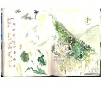 Sketchbooks: World Travels